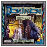 Dominion: Intrigue 2nd ed. viðbót