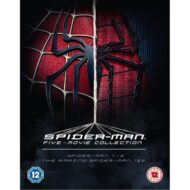 Spider-Man Five Movie Collection (Blu-ray)