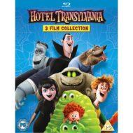 Hotel Transylvania Trilogy (Blu-ray)