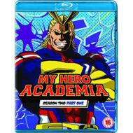 My Hero Academia Season 2 Part 1 (Blu-ray)