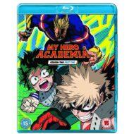 My Hero Academia Season 2 Part 2 (Blu-ray)