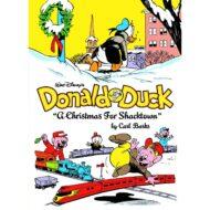 Walt Disney Donald Duck  Vol 02 Xmas Shacktown