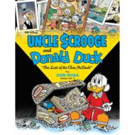 Disney Rosa Duck Library  Vol 04 Last Clan Mcduck