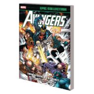 Avengers Epic Collection  Gatherers Strike