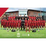 Liverpool Team Photo 19/20 – Maxi Poster