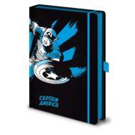 Marvel (Captain America) A5 Premium stílabók