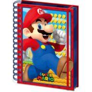 Super Mario 3d stílabók