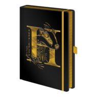 Harry Potter (Hufflepuff Foil)  A5 Premium stílabók
