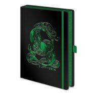 Harry Potterk (Slytherin Foil)  A5 Premium stílabók