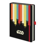 Star Wars (Nostalgia) A5 Premium stílabók