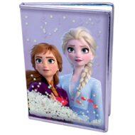 Frozen 2 (Snow Sparkles) A5 Confetti stílabók