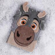 Frozen (Baby Sven) A5 Furry stílabók