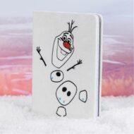 Frozen 2 (Olaf) Fluffy A5 stílabók