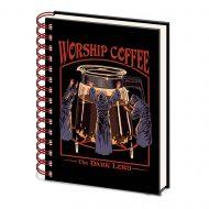 Steven Rhodes (Worship Coffee) A5 Wiro stílabók