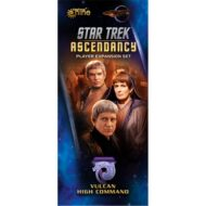 Star Trek Ascendancy Vulcans viðbót