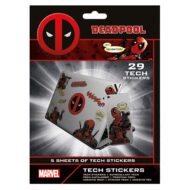 Deadpool (Merc With A Mouth) Gadget Decals