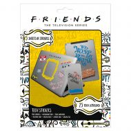 Friends Gadget Decals