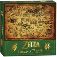 The Legend of Zelda Collectors púsl 550 bitar