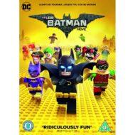 Lego Batman Movie DVD