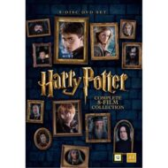 Harry Potter Complete 8 Film Collection DVD