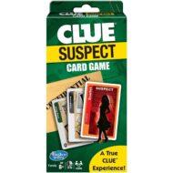Clue: Suspect