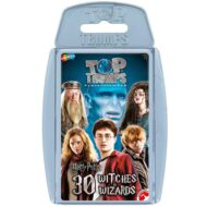 Top Trumps – Harry Potter Greatest Witches and Wizards (EN)