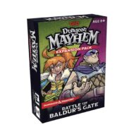 Dungeon Mayhem: Battle for Baldur's Gate viðbót