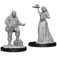 D&D fígurur (Pathfinder) Merchants