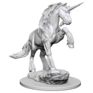 D&D fígurur (Pathfinder) Unicorn