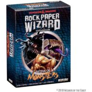 Rock Paper Wizards: Fistfull of Monsters viðbót