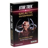 Star Trek: Galactic Enterprises card game