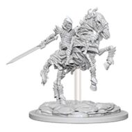 D&D fígurur (Pathfinder) Skeleton Knight on Horse
