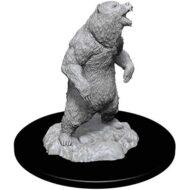D&D fígurur Grizzly