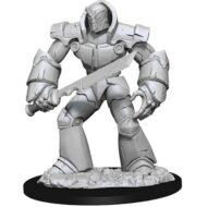 D&D fígurur Iron Golem