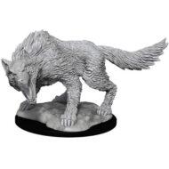 D&D fígurur Winter Wolf