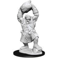 D&D fígurur (Pathfinder) Ogre
