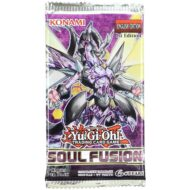 Yu-Gi-Oh! Soul Fusion: Booster pakki