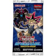 Yu-Gi-Oh! Speed Duel: Trials of the Kingdom Booster pakki