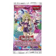 Yu-Gi-Oh! Legendary Duelists Sisters of Rose: Booster