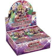 Yu-Gi-Oh! Legendary Duelists: Sisters of Rose Booster Box