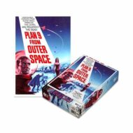 PLAN 9 – FROM OUTER SPACE púsl 500 bitar