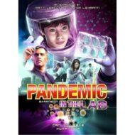 Pandemic: In the Lab viðbót