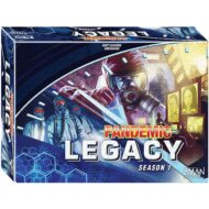 Pandemic Legacy: 1- Blár kassi