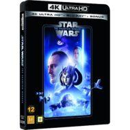 Star Wars: Episode 1 – The Phantom Menace (UHD Blu-ray)