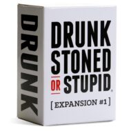Drunk Stoned or Stupid Exp. 1