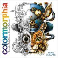 Colormorphia: Celebrating Kerby Rosaness Coloring Challenges