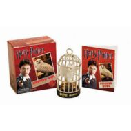 Harry Potter Hedwig Owl and sticker book (box)