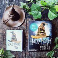 Harry Potter Talking Sorting Hat & sticker book