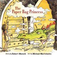 The Paper Bag Princess (mini)