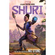 Shuri-  – Black Panther Novel (HC)